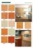 Mattonelle di pavimento di ceramica rustiche a buon mercato lustrate del materiale da costruzione (300*300)