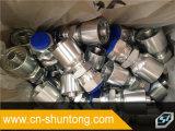 Femelle convenable monopièce de Parker Orfs de boyau hydraulique chinois d'usine