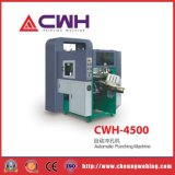 Máquina de perfuração Cwh-4500 automática para o livro de exercício