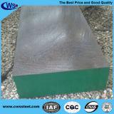Plaque en acier 1.2738 de moulage en plastique de travail d'acier allié