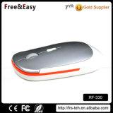 Gummirolle-flacher Entwurfs-drahtlose Maus für PC