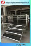 工場価格の屋外のコンパクトなアルミニウムはショーのための段階のトラスをアセンブルする