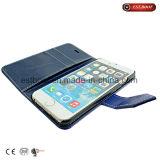 accesorios de cuero con estilo del teléfono móvil de la carpeta iPhone7