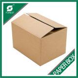 De bruine GolfDoos van de Verpakking van het Karton voor het Verschepen