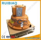 Dispositivo de segurança das peças sobresselentes da grua da construção (SRIBS)