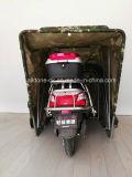卸し売り移動可能なFoldable防水屋外のスクーターのオートバイのガレージの避難所カバー