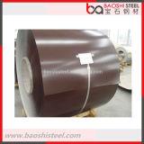 Architektur-Industrie verwendete Metallarbeiten der vorgestrichenen galvanisierten Ringe/der Blätter des Eisen-PPGI