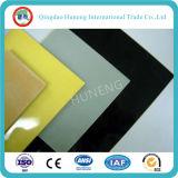 Het gekleurde Gelakte Geschilderde Glas van het Glas Type met SGS van Ce ISO