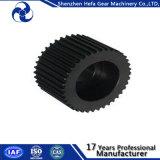 Schwarze Riemenscheibe Flangeless für Maschine des Drucken-3D