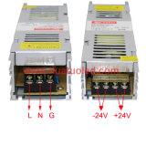 Stromversorgung der konstanten Spannungs-24V-150W dünne nicht wasserdichte LED