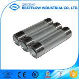 Galvanisierter A105 Kohlenstoffstahl-Rohr-Nippel