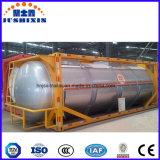 20feet 40feet 31t ISO化学腐食性の有害な液体タンク容器