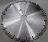 Circular diamante vio la lámina para Piedras de corte