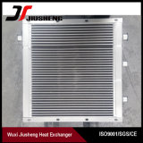 Postcooler de compresor de placa de barra de aluminio para Sullair