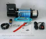 Argano automatico dell'argano di ripristino con la corda sintetica (8000LBSC-1)