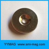 Het super Sterke Neodymium van de Ring om Magneten met Gaten voor Spreker