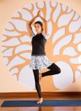 Подгонянный Sportswear йоги тренировки плотно пригодности Tracksuit гимнастики гетры идущий