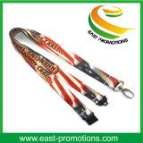 Costumbre cuerda de seguridad la pantalla de seda tubo de poliéster cuerda de seguridad