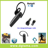 Earhook 작풍 디자인 충전기 장비를 가진 무선 Bluetooth 에서 귀 헤드폰