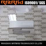 Alta etiqueta engomada modificada para requisitos particulares de la prueba RFID del genio de Terperature para el carro/el vehículo