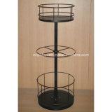 Multi функциональный стеллаж для выставки товаров зонтика металла (PHY399)
