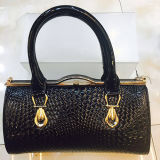 Famosa Designer Handbags Animal Pattern Hard PU Bags Bolsas de luxo Sy8054