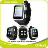 3G cartão WiFi Bluetooth Smartwatch da sustentação SIM do processador central do Quad-Núcleo do ósmio 1.3G do Android 5.1