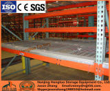 倉庫パレットラックのための頑丈な鋼線の網のデッキ