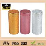 13oz Fles van de Verpakking van het Chroom van de Bus van de rode Kleur de Plastic