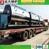 Gas superventas de 3 toneladas 2016 y caldera de vapor de fuel