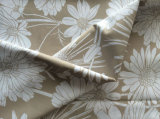 De bloem Afgedrukte Stof van de Taf van de Polyester voor Vrouwen onderaan Jasjes
