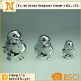 Figurine en céramique de Peguin pour la décoration à la maison