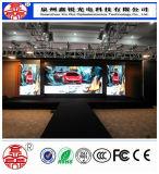 Alto comitato locativo dell'interno di colore completo della visualizzazione di LED di stabilità P6 SMD per uso della fase