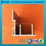 Puder-Beschichtung-Aluminiumaluminiumprofil für Libyen-Fenster-Tür-Markt