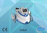 Dual Cryo gestiona Lavar a máquina criolipólisis + Lipolaser adelgaza