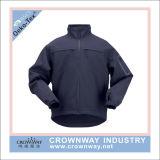 100%年の綿の人の高い可視性の通気性の卸し売りSoftshellのジャケット