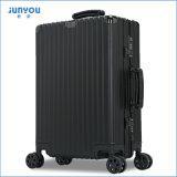 Asunto de manera 2017 equipaje de aluminio de la carretilla de 20/24 pulgada