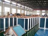 Kupfernes Gefäß-Aluminiumflosse-Verdampfer für Verdampfungskühlvorrichtung