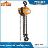 Il blocchetto della leva da 1.5 tonnellate, solleva il blocco per mezzo di una leva Chain, gru Chain