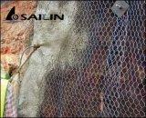 Paño de alambre hexagonal de Sailin para el material de construcción