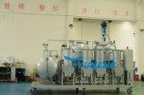 Schwarzes Gummireifen-Pyrolyse-Öl, das Maschine (Änderungs-, aufbereitet Schwarzes zum Gelb)