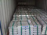 Lingotti puri dello zinco della qualità superiore del lingotto 99.99% dello zinco di alta qualità