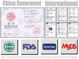 FDA van China en volledig van het Haar GMPC de Fabriek van Vezels
