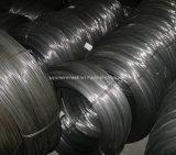 Draad van het Staal van de Lente van de Koolstof van Ungalvanized Hoge 0.2~12mm