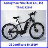 Vélo électrique de 26 pouces de montagne bon marché chinoise de manivelle