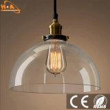 Lámpara pendiente LED de la lámpara popular moderna minimalista del dormitorio