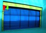 De alta velocidade rápidos automáticos de Japão rolam acima a porta rápida da tela do PVC do obturador da folha (Hz-FC0423)