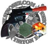 يغطّي أسطوانة بلاستيكيّة 8 طلقة خردق لعبة لعبة ناريّة [لوو بريس]