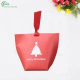 Rectángulos de regalo de las cajas de cartón para el empaquetado de la Navidad (KG-PX032)