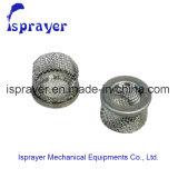 Filtre à air aspiré d'acier inoxydable de Double couche pour Graco